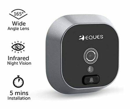 Eques Greeter Digital Peephole Camera