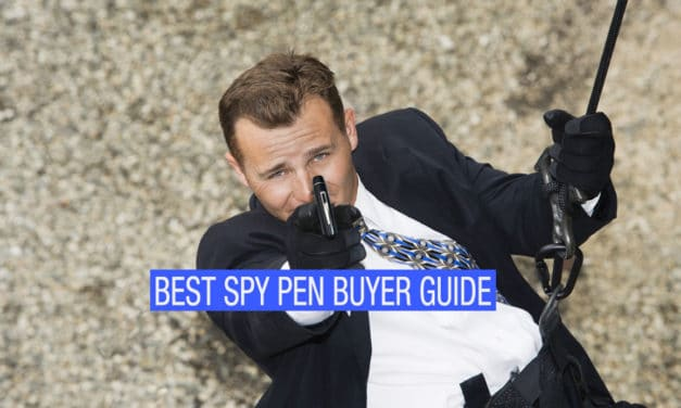 Top 11 Best Spy Pens Of 2020 Reviewed