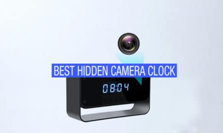Top 5 Best Hidden Camera Clocks You Can Buy