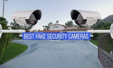 Best Fake Security Cameras Reviews (Top 3)