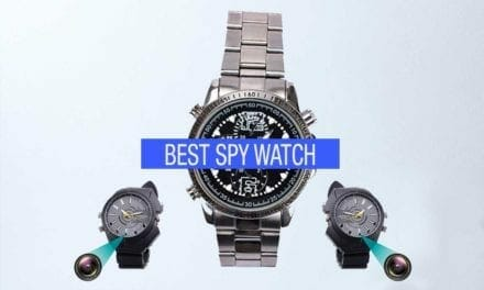 A Buyer's Guide to the Best Spy Watch