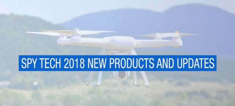 Spy Technology Updates 2019 – New Tech and Future