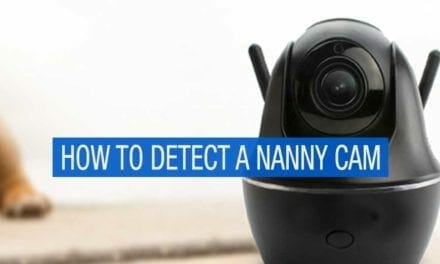 How to Find and Detect A Nanny Cam