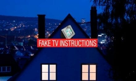 How to Use A Fake TV – Fake TV Instructions