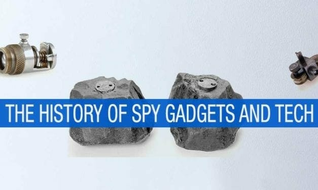 The History of Spy Gadgets and Technology