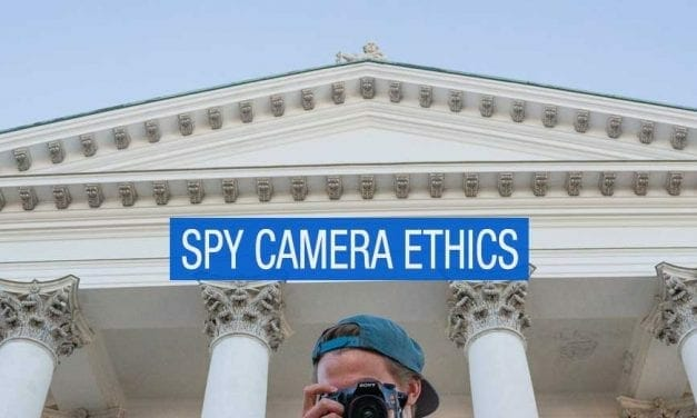 Spy Camera Ethics, is it ethical to use one?