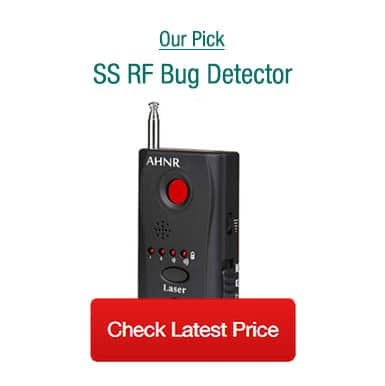 Best Bug Detector 2019: Top 5+ (Anti-Surveil) | GadgetsSpy