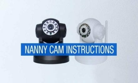 Nanny Cam Instructions – How To Use Guide