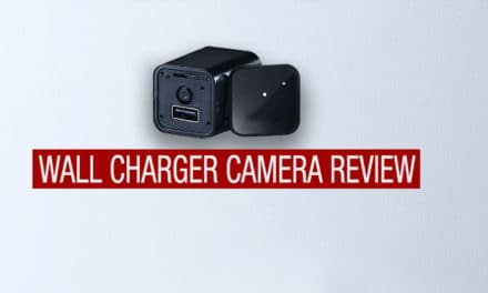 Spy Camera USB Wall Charger Review