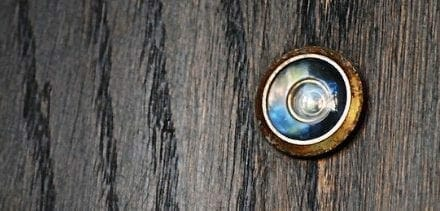 Best Wireless Peephole Security Camera