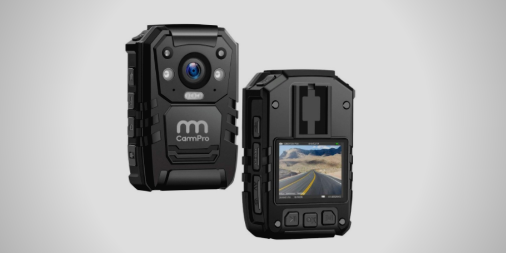 HD Police Body Camera from CammPro