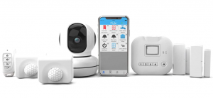 SKYLINK SK-250 Deluxe Connected Wireless Security Alarm Automation System