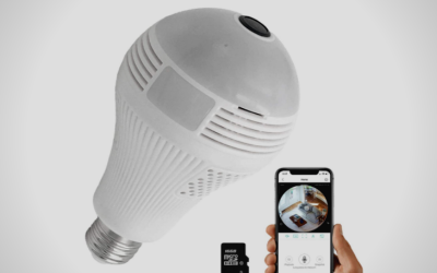 How to Connect Light Bulb Camera?
