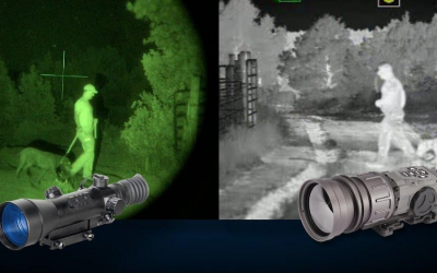 Is Thermal or Night Vision Better?