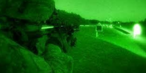 night vision and military use