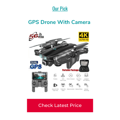 GPS Drone With Camera