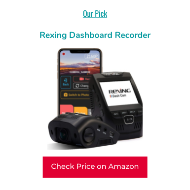Rexing Dashboard Recorder